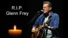 What a great loss. ‪#‎RIPGlennFrey‬