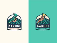 Kakuki [Logo concept - wip] by Szende Brassai / Adline