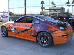 This week on the Drive Channel's Tuned series, host Matt Farah heads to the Bondurant School of High Perfor. Nissan 350z, Matt Farah, Trucks, Vehicles, Sports, Cars, Hs Sports, Autos, Truck