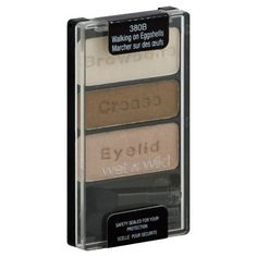 Wet n Wild Coloricon Eye Shadow Trio Walking on Eggshell 3pack -- Find out more about the great product at the image link. (This is an affiliate link and I receive a commission for the sales)