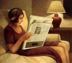 Reading and Art: Fabio Hurtado