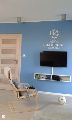 Pokój małego piłkarza. - zdjęcie od RTDesign