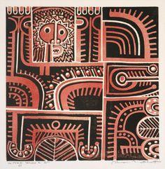 Maori Art, Artwork, Cards, Inspiration, Work Of Art, Biblical Inspiration, Maps, Playing Cards, Inhalation