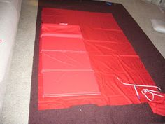 Amy Gabbard: Nap Mat Pattern -- Kindermat Cover Pattern