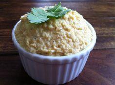 5-minute Garlic Hummus