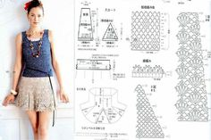 Skirt Patterns  Another hard one but I think it can be done...