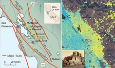 Forget Cascadia and San Andreas: A Hayward fault megaquake could cause 'greatest natural disaster ever to hit the US', warn experts   Read more: http://www.dailymail.co.uk/sciencetech/article-3607268/Forget-Cascadia-San-Andreas-Hayward-fault-cause-greatest-natural-disaster-hit-warn-experts.html#ixzz49ef9j6Ln  Follow us: @MailOnline on Twitter   DailyMail on Facebook