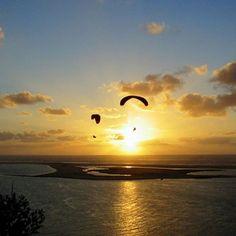 Baptême Air Parapente Dune du Pilat Gironde (33) - Sport Découverte - www.sport-decouve...