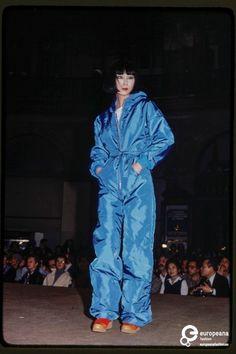 Fashion show J.C.de Castelbajac (1976)