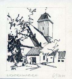 Lichtenhagen Kr. Samland, Kirche