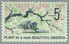 Stamp USA 1966