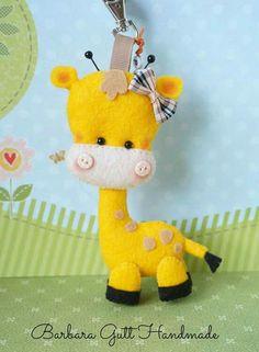 Felt girafa