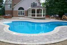 Pool Deck Remodel On Pinterest Pool Decks Patio And Pools