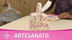 Vida com Arte   Porta papel higiênico para carro por Katia Martinelli - ...