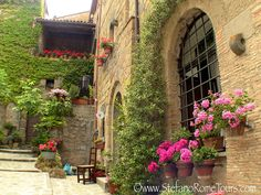 Civita di Bagnoregio, Italy by RomeCabs, via Flickr