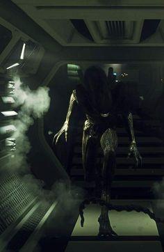 The Embodiment of Fear Hr Giger, Giger Alien, Giger Art, Alien Vs Predator, Alien 1979, Alien Aesthetic, Alien Isolation, Alien Covenant, Horror