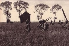 Japanese troops in occupied China 2.