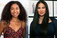 Kimora Lee and Russell Simmons' Daughter Aoki Accepted Into Harvard 'on Her Own Merit' — People Djimon Hounsou, Russell Simmons, Kimora Lee Simmons, Felicity Huffman, Lori Loughlin, Teen Trends, Baby Phat, Ex Husbands, 16 Year Old
