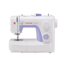 Singer Sewing 3232 Simple Sewing Machine with Automatic Needle Threader Sewing Machine Online, Simple Sewing Machine, Sewing Machine Reviews, Sewing Machines, Sewing Tutorials, Sewing Hacks, Sewing Crafts, Sewing Projects, Sewing Tips