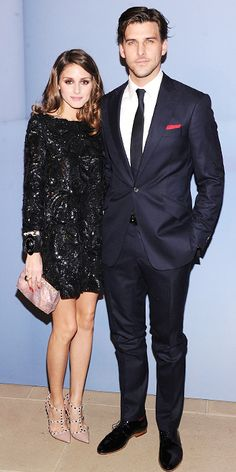 December 7, 2011 - Olivia Palermo and Johannes Huebl Couple Photos - What's Right Now - Fashion - InStyle