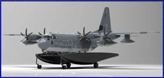Air Force Special Operations Command Turning MC-130J Into Flying Boats Air Force Special Operations, Special Operations Command, C 130, Amphibious Aircraft, The War Zone, Military Operations, P51 Mustang, Flying Boat, Us Coast Guard