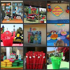 Hot Mess McGee's: Jack's 1st Birthday Party