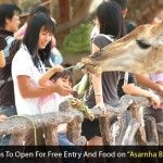 Seven Zoos To Open For Free Entry And Food on Asarnha Bucha Day