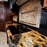 Golden Ray   Seattle Granite Marble | Kitchen Refresh | Pinterest |  Granite, Granite Countertops And Marbles