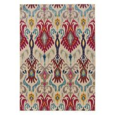 Oriental Weavers Kaleidoscope 502 Indoor Area Rug Ivory / Gray - KAE502I5078305
