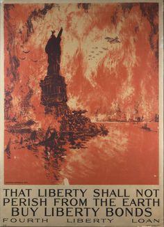 That liberty shall not perish...