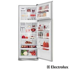 Imagem para Refrigerador 2 Portas  459L Frost Free Blue Touch Electrolux - DF52X a partir de Fast Shop