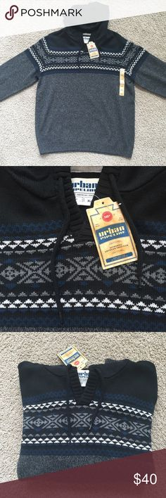 Urban Pipeline Hoody Brand new hoody that is perfect for any season. Would look great with jeans or khakis. Urban Pipeline Shirts Sweatshirts & Hoodies