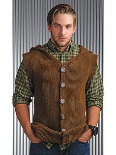 Crochet - Crochet Clothing - Jacket & Coat Patterns - Brewer Jacket