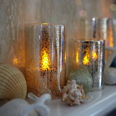 Make any corner of your home merry and bright all year long with these festive flameless candles by Winter Lane! No flame and no smoke make this trio a safer way to add illumination and magic to your decor.