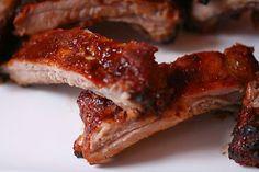 Sweet-Hot BBQ Ribs Recipe