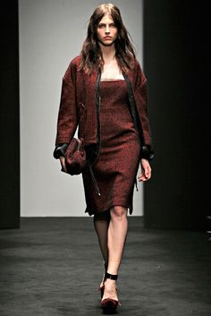 No. 21 Fall 2012 Ready-to-Wear Collection Slideshow on Style.com