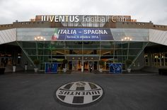 General view prior to the FIFA 2018 World Cup Qualifier between Italy and Spain at Juventus Stadium on October 6, 2016 in Turin, Italy.