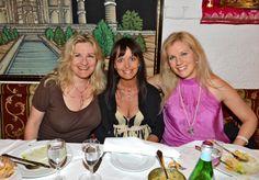 Susanne Hühn, me & Isabelle von Fallois ...   Freundschaften die auf allen Ebenen nähren