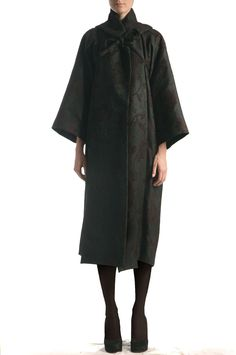 Venette Waste - Waste Couture - 3Angles coat