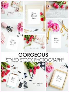 Styled Stock Photography - Place Of My Taste