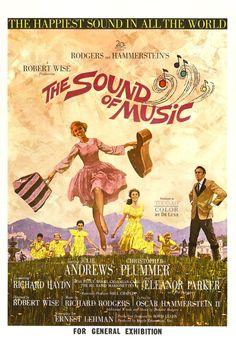 THE SOUND OF MUSIC (La novicia rebelde) - 1965.