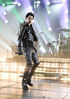 Adam Lambert Enjoys Successful Week in UK