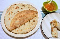 Clătite de post pufoase și fragede - rețeta vegană | Savori Urbane Ethnic Recipes, Food, Essen, Meals, Yemek, Eten