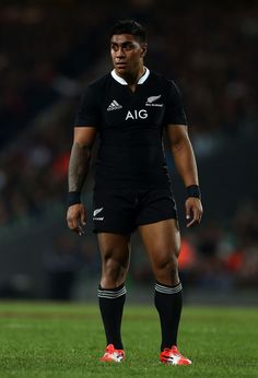 Malakai Fekitoa of the All Blacks during the International Test Match between the New Zealand All Blacks and England