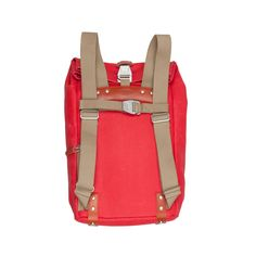 Brooks England Pickwick S small pomegranate I Red I Fahrrad Cycle Bag Rucksack I Wasserdicht I Details I Made in Italy