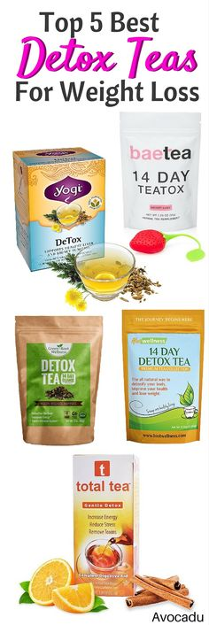 On the hunt for a good detox tea? They can be very powerful when used alongside clean eating to rid yourself of excess toxins and weight. avocadu.com/...