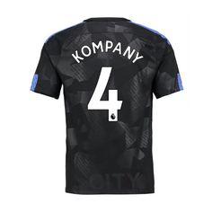 Man City Third kit 17/18 KOMPANY