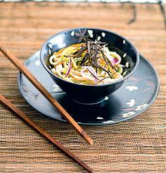 3 idées pour cuisiner la feuille de nori - Marie Claire