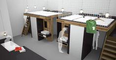The Michelberger: A New Designer Budget Hotel in Berlin » CONTEMPORIST
