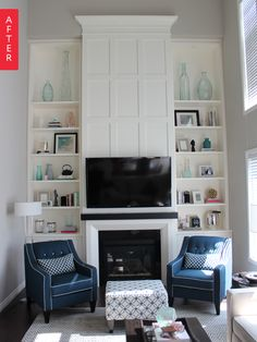 Before & After: Builder Basic to Functional Focal Point